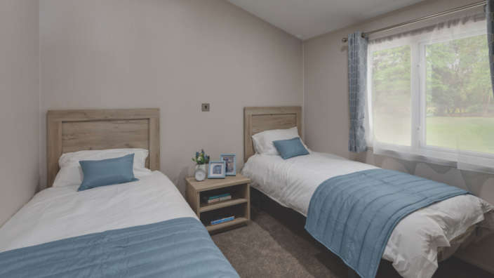 7.Willerby-Clearwater-Twin-Bedroom