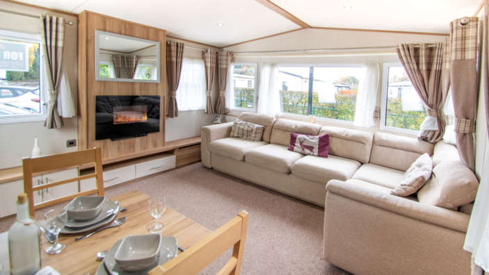 ABI Derwent Preowned lounge caravan holiday home