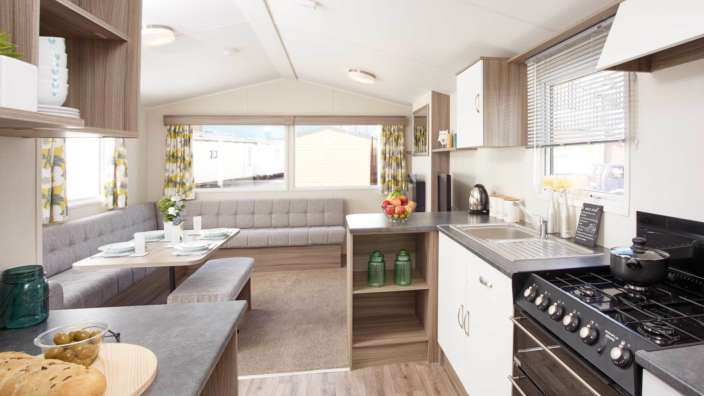 5 Atlas Moonstone Galley Kitchen