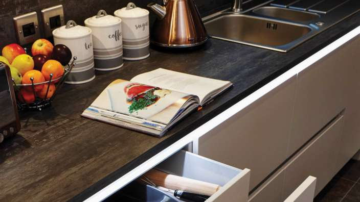 3 Carnaby Envoy Kitchen Drawers