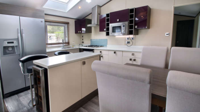 Preowned-Regal-Special-caravan-kitchen