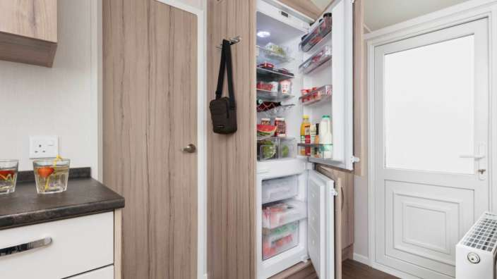 5 Swift Loire Fridge Freezer