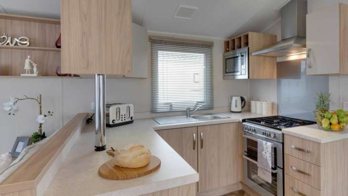 4 Willerby Brockenhurst Kitchen