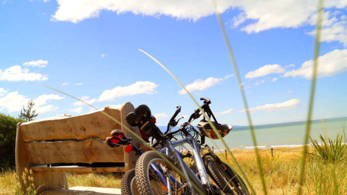 Clifftop-Bench-Bikes-View