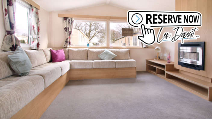 Willerby Vacation Living Area