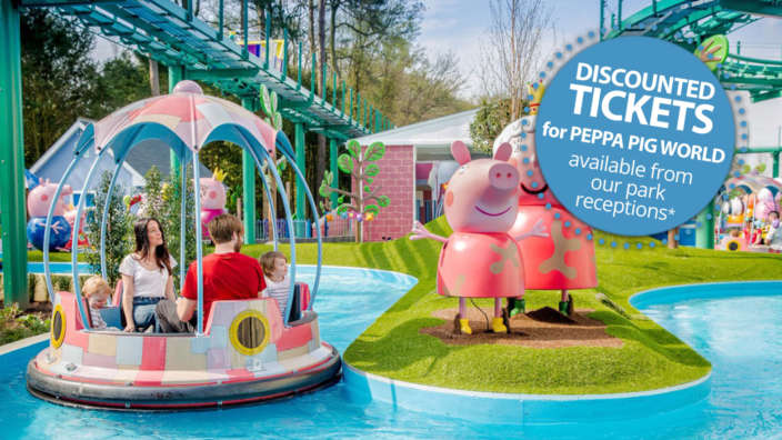 Discounted-tickets-for-Peppa-Pig-World-available-at-Shorefield-Holidays