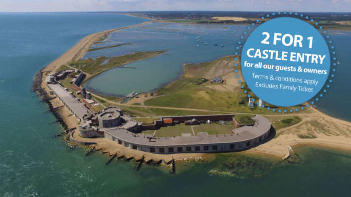 Hurst-Castle-2-for-1-entry-shorefield-holidays
