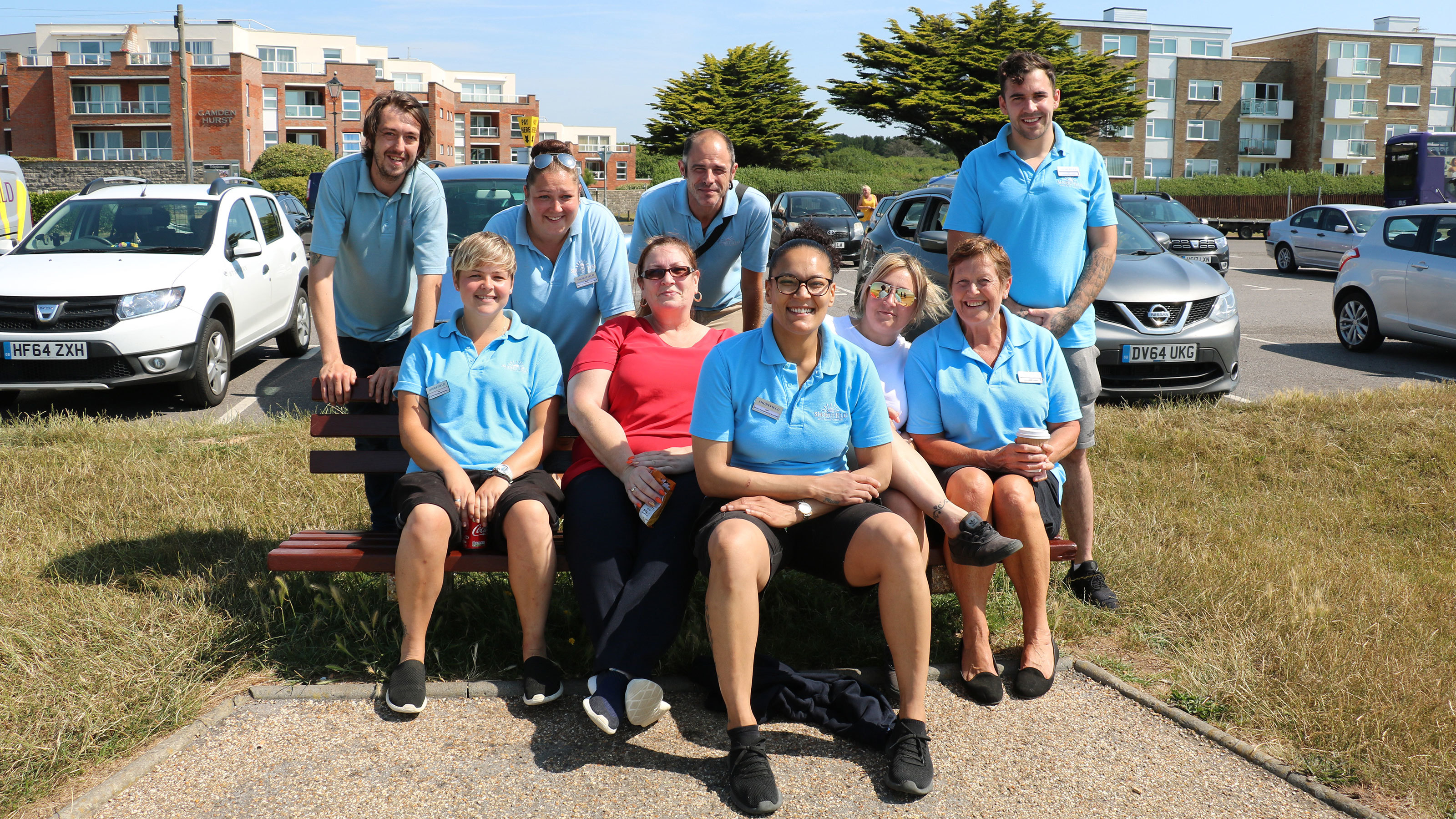 The-Housekeeping-Team-from-Oakdene-Forest-Park-joined-the-Shorefield-Beach-Clean