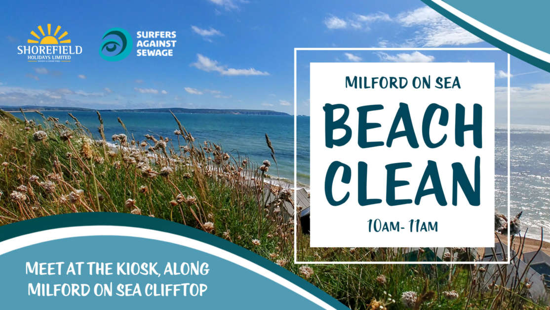 Shorefield-Holidays-beach-clean-at-Milford-on-Sea