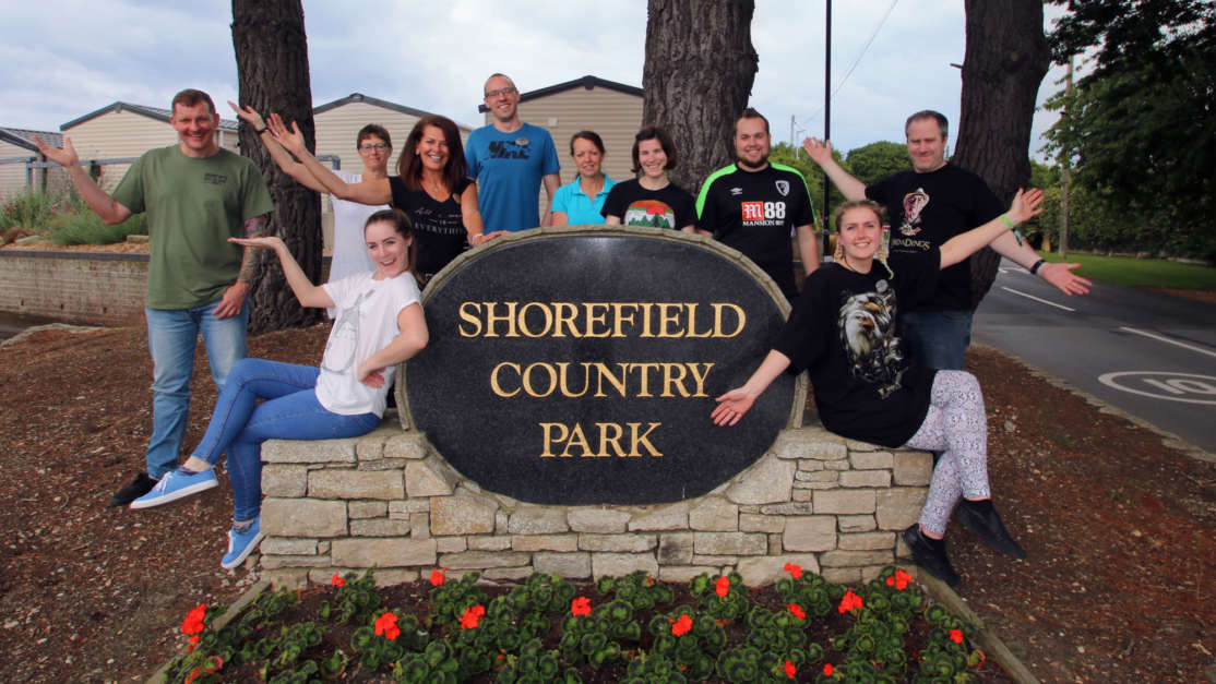 Shorefield-Holidays-fundraising-with-tshirt-Tuesday