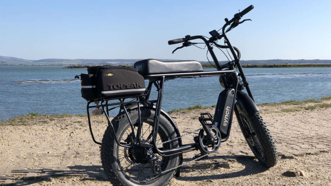 Jaunt e bikes Keyhaven Outlook