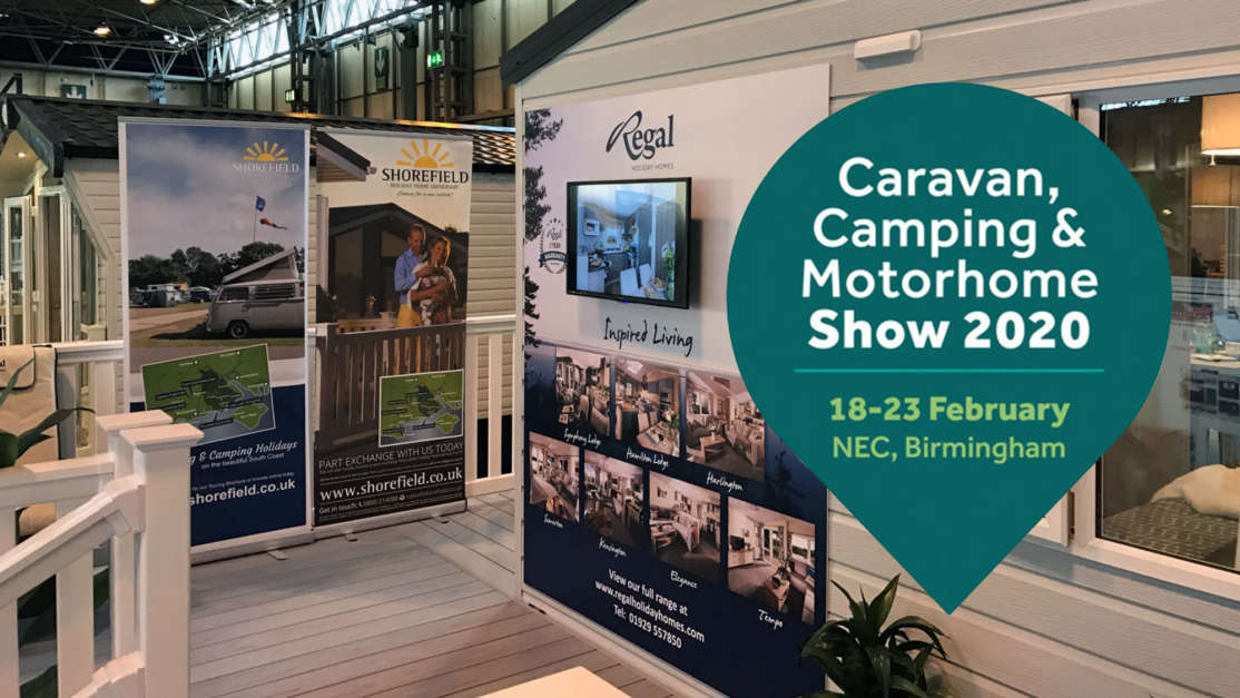 Shorefield-Holidays-and-Regal-Holiday-Homes-at-the-NEC-Caravan-Show