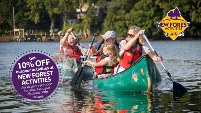 10-percent-off-at-New-Forest-Activities-when-you-stay-with-Shorefield-Holidays