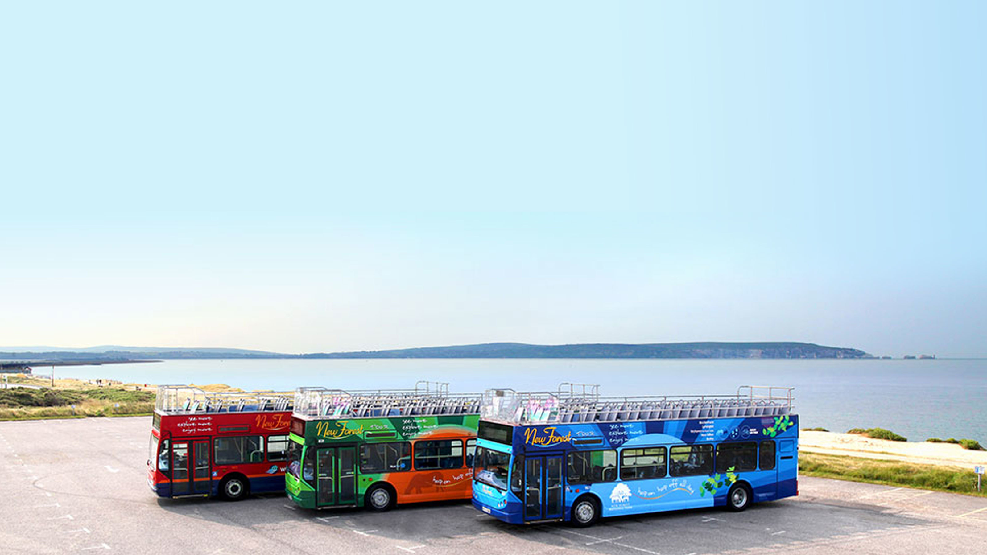 Three-routes-of-the-New-Forest-Tour