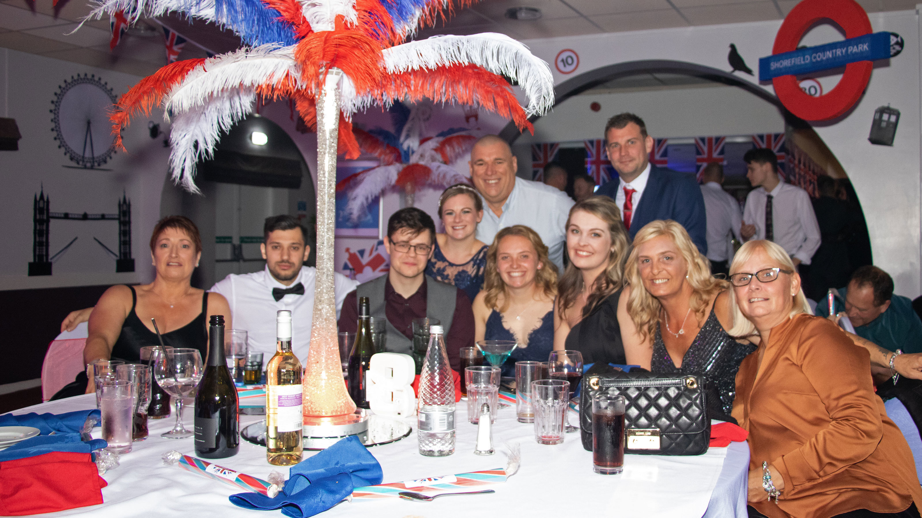 Staff-from-across-all-the-Shorefield-parks-celebrate-at-the-awards-night