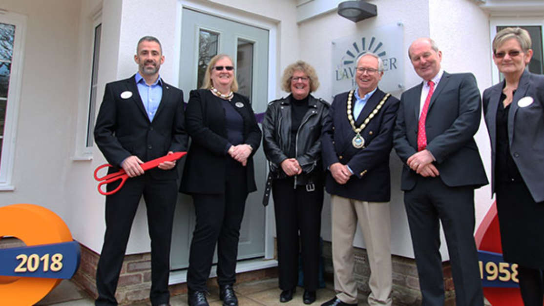 Lavender House Amp New Forest Lodge Retreat Officially Open 01