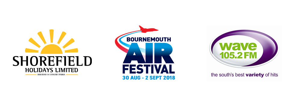 Bournemouth Air Show sponsors