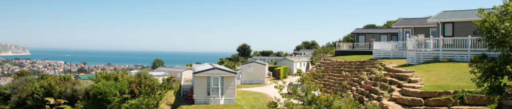 Caravans and lodges in Dorset and the New Forest