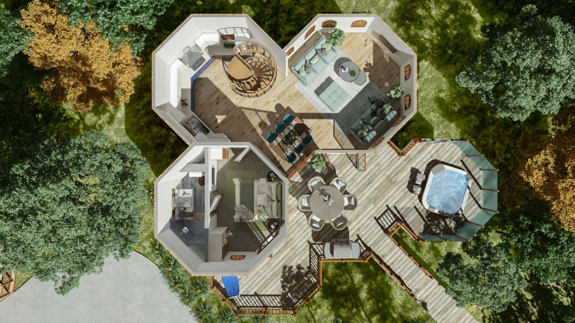 Treehouses-ground-floor-plan-view-layout