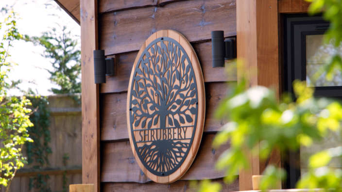 The shrubbery review treehouse accommodation