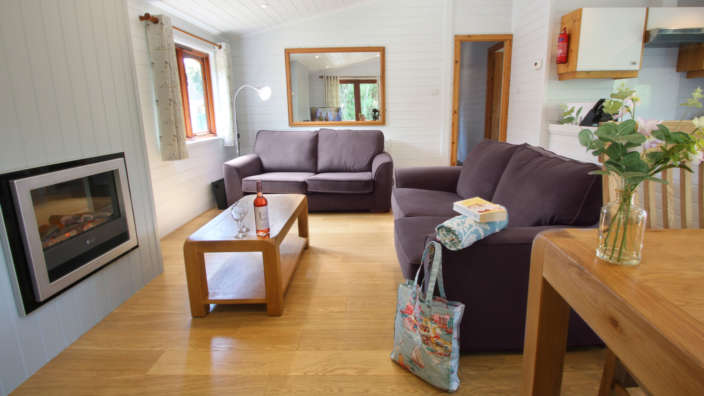 Lodge Holidays Offer You Plenty Of Space In Luxurious Accommodation