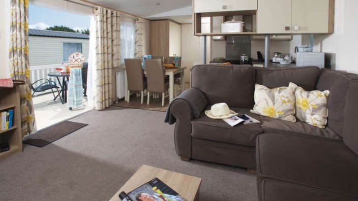 3 Our Supreme Caravans Have Plenty Of Space In The Living Area