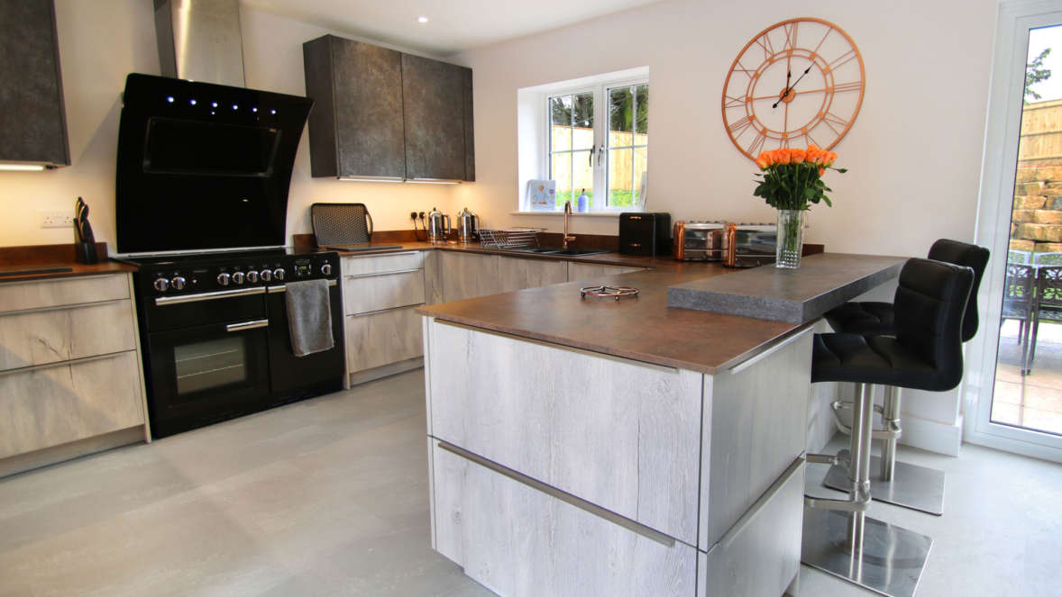 3 Lavender House Features A Stunning Modern, Open Plan Kitchen