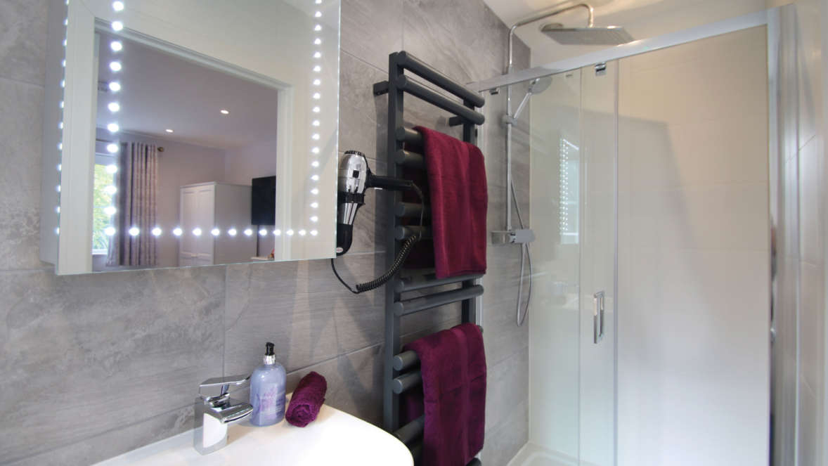 Beautifully Modern Shower Rooms