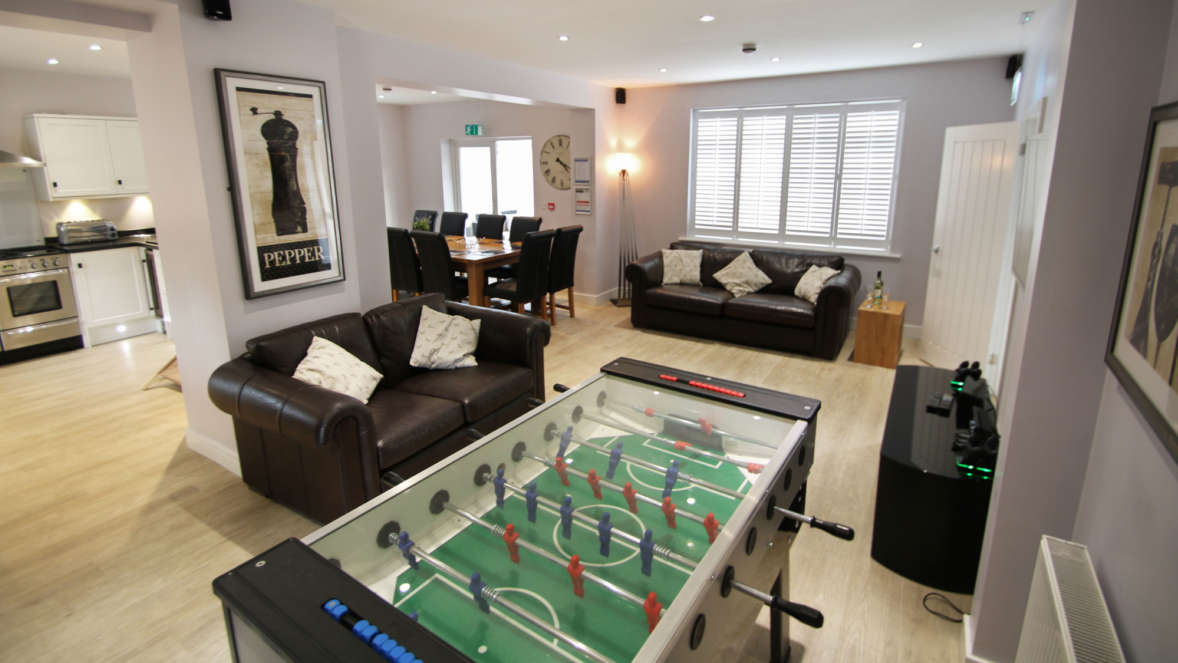 2  Football Table And Xbox
