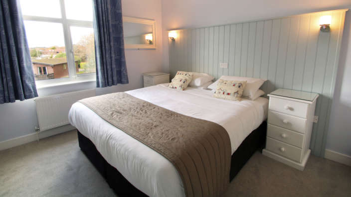 4 Contemporary And Spacious Bedrooms Througout The Property
