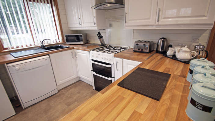 3 Spacious Kitchen With All The Home Comforts You Could Need