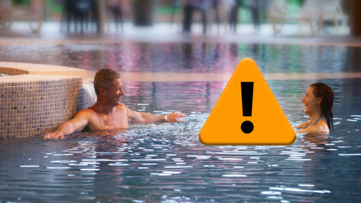 No more prebooking for the swimming pools at Shorefield Country Park or Oakdene Forest Park