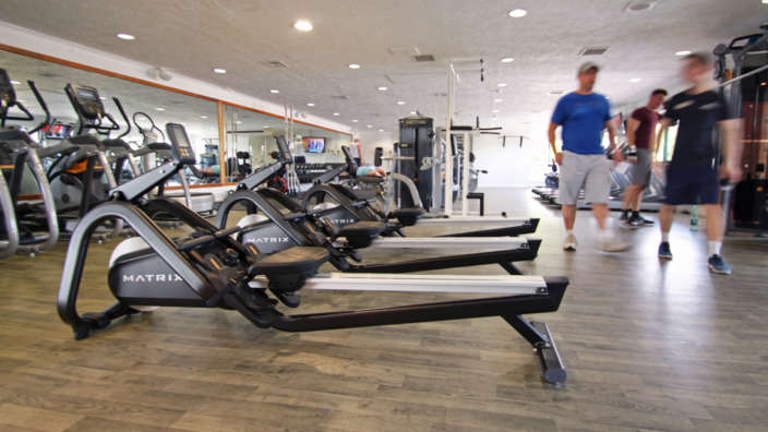1 Rowing Machines