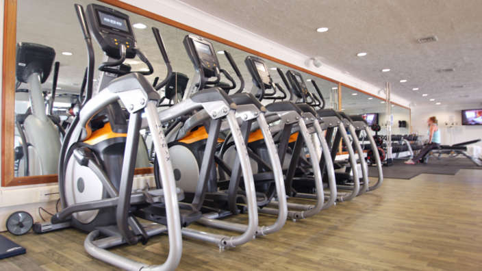 4 A Range Of Cardio Machines At Our Health And Fitness Clubs
