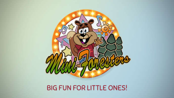 Mini-Foresters-entertainment-logo-Shorefield-Holidays
