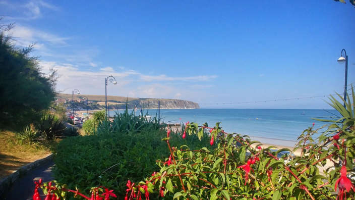 3 Walking Route To Swanage Beach