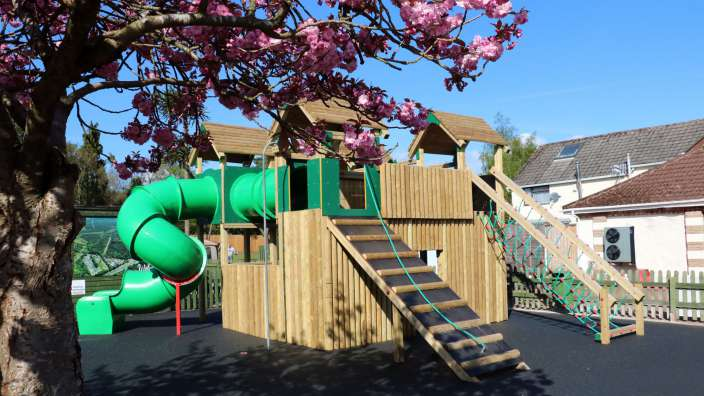 1 Forest Edge Childrens Play Area