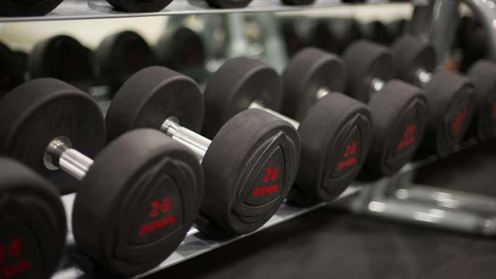 4 Dumbells Weights Fitness