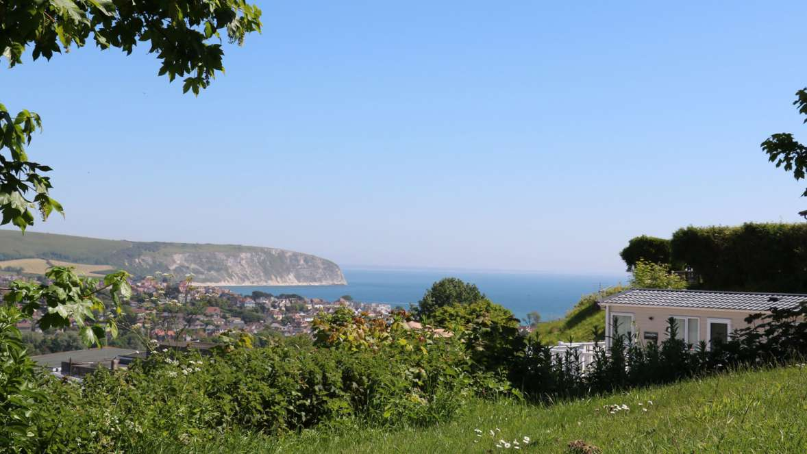 Views From Swanage Coastal Park
