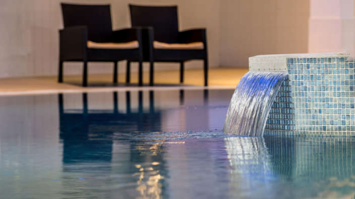 1 Heated Indoor Swimming Pool Relaxing