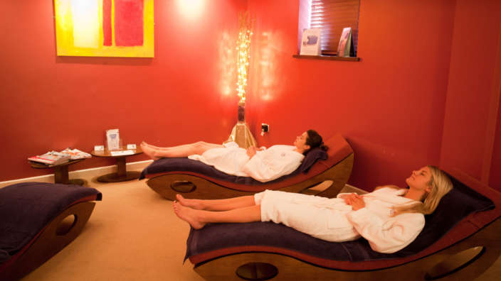 7  Unwind In The Relaxation Room