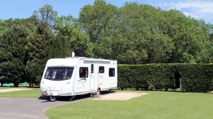 Executive-pitch-at-Merley-Court-Holiday-Park
