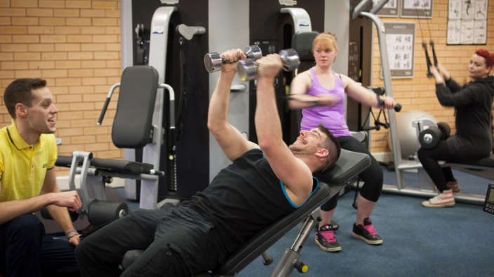 4 Fitness Gym At Oakdene