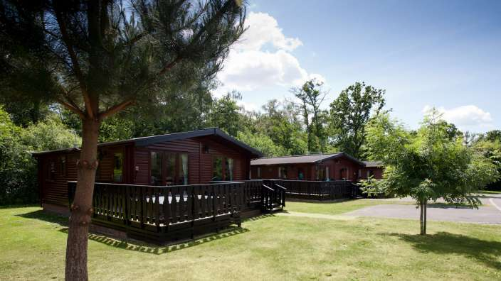 5 Lodges Woodland Park Oakdene