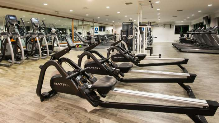 Gym Equipment Fitness Workout