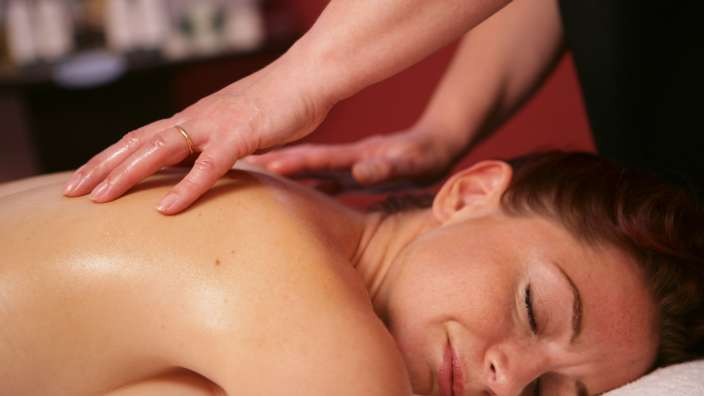 Spa Massage Treatment Relaxing