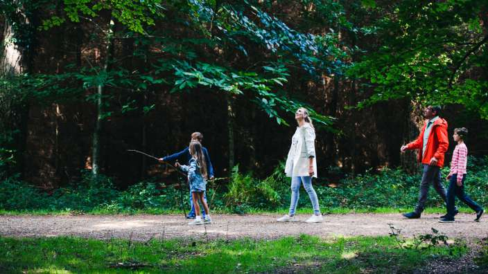 Family Walking Nature Trail