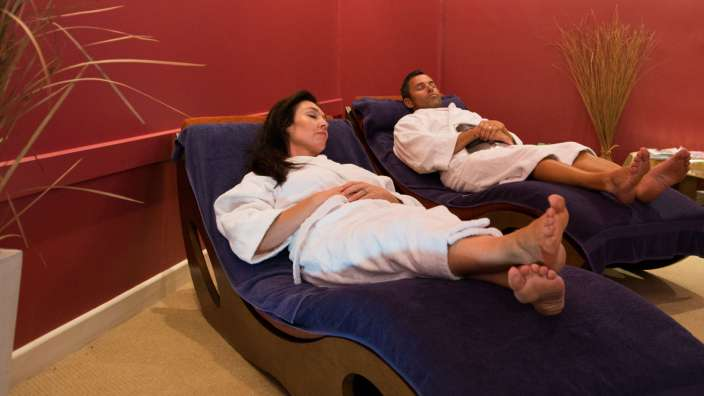 Spa Couple Relaxing Robes