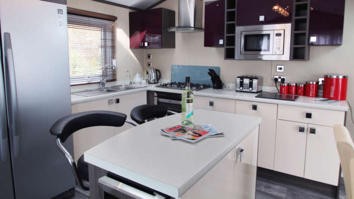 1 Kitchen Breakfast Appliances Caravan