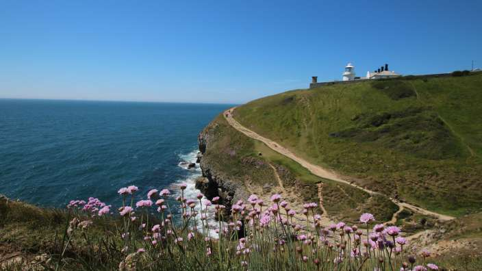3 Anvil Point Lighthouse At Durlston Country Park Perfect For Exploring Sea Views